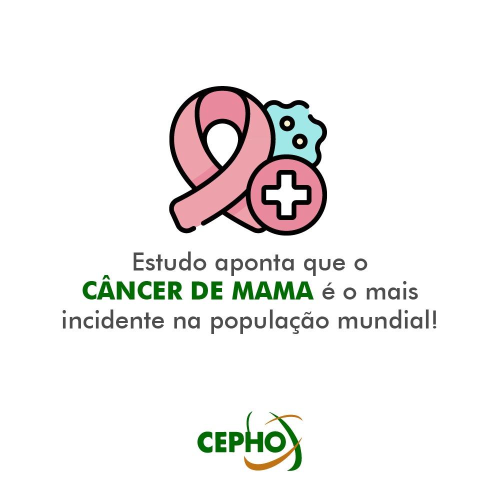 CEPHO - Câncer de mama