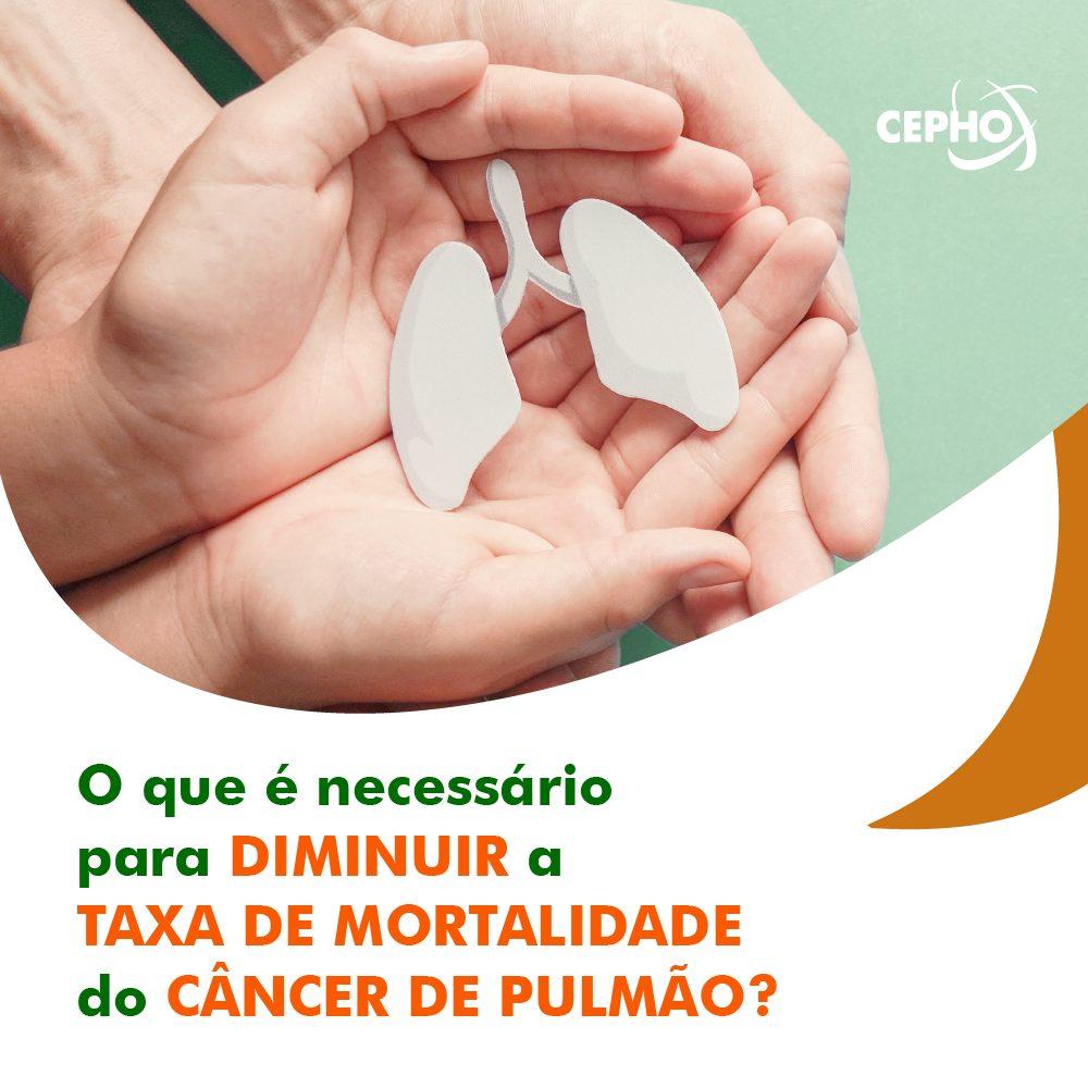 CEPHO - câncer de pulmão