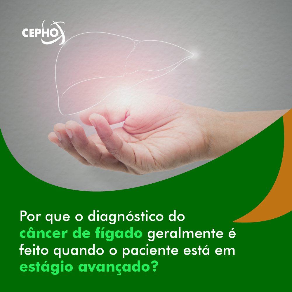 CEPHO - diagnóstico câncer de fígado
